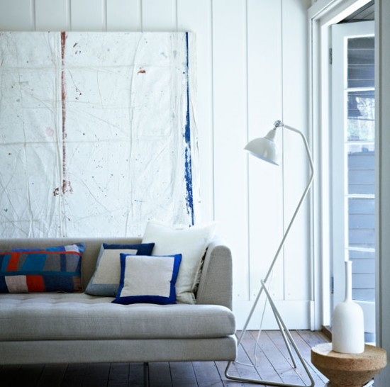 Cool nautical living room modern living room ideas homes gardens