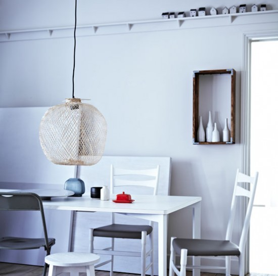 Relaxed modern dining area | Dining room ideas | Homes & Gardens | Housetohome