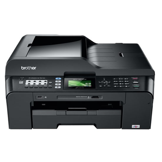 Mfc j6510dw all in one inkjet printer copier scanner fax for Best home office multifunction printers