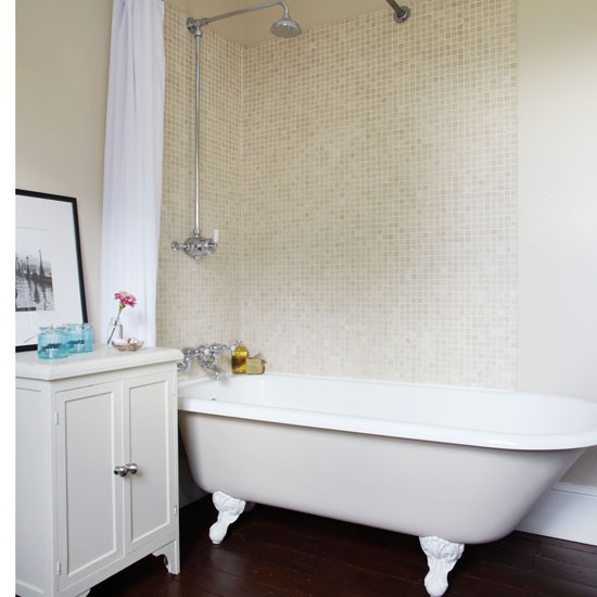 Bathroom step inside this light filled edwardian terrace for Bathroom ideas edwardian