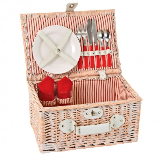 Picnic hamper | cool bag | picnic basket | Summer | PHOTO GALLERY | Style at Home | Housetohome.co.uk