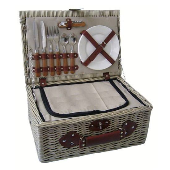 Picnic hampers Two person Chiller hamper from Cotswold Trading