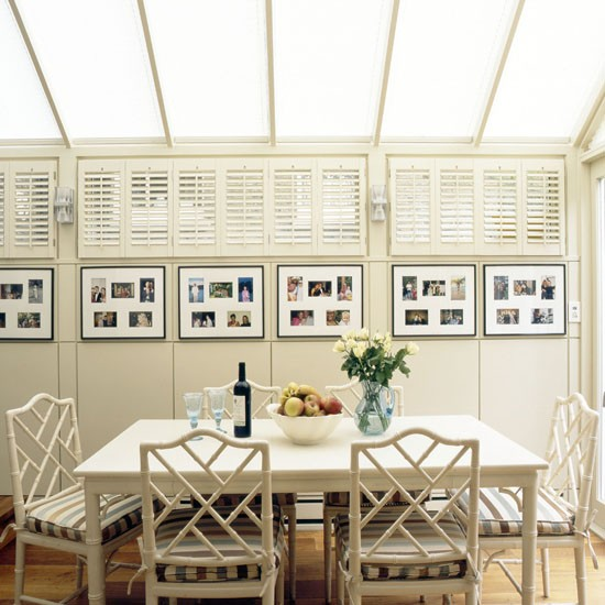 Family dining conservatory conservatory dining ideas for Conservatory dining room design ideas