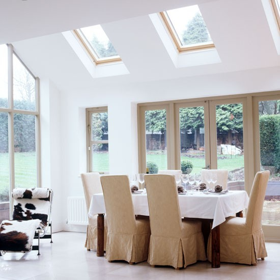Double-height Conservatory