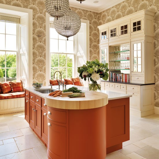 playing with scale painted kitchens housetohome co uk