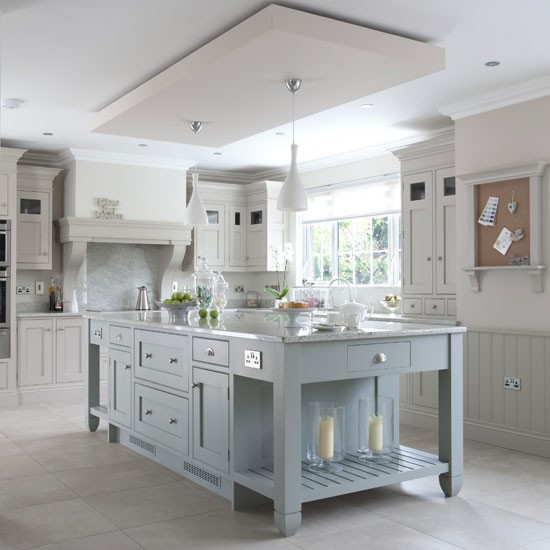 Colour Co ordinate Painted Kitchens Housetohomecouk