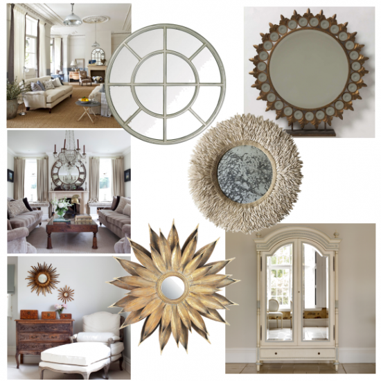 Mirrors -stylish ideas