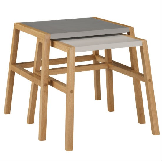 Noah nest of tables from John Lewis | Nest of tables | Living Room furniture | PHOTO GALLERY | Ideal Home | Housetohome