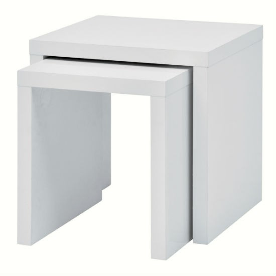 Opus nest of tables from Next | Nest of tables | Living Room furniture | PHOTO GALLERY | Ideal Home | Housetohome