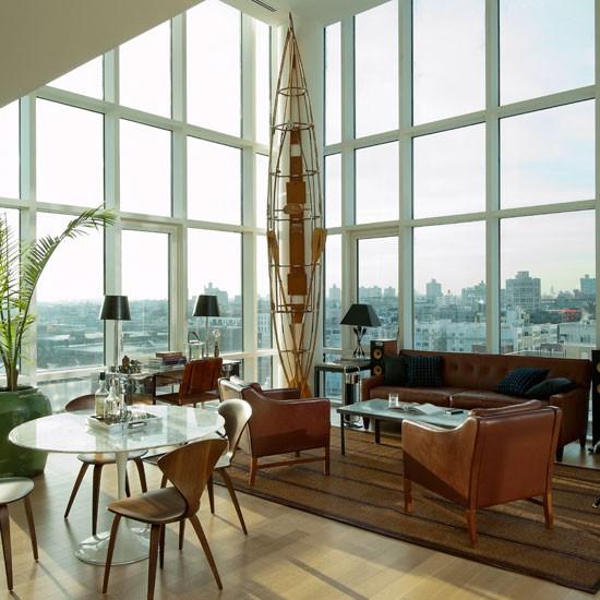 Living Area Decorating Ideas: Open-plan Decorating Ideas