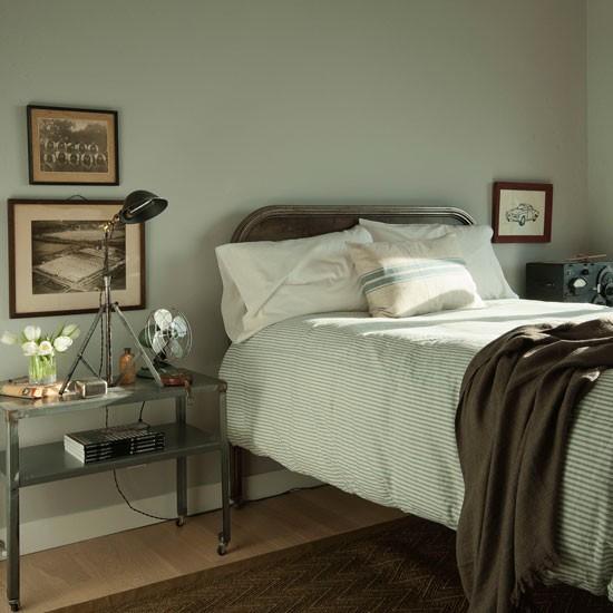 vintage chic bedroom modern decorating inspiration