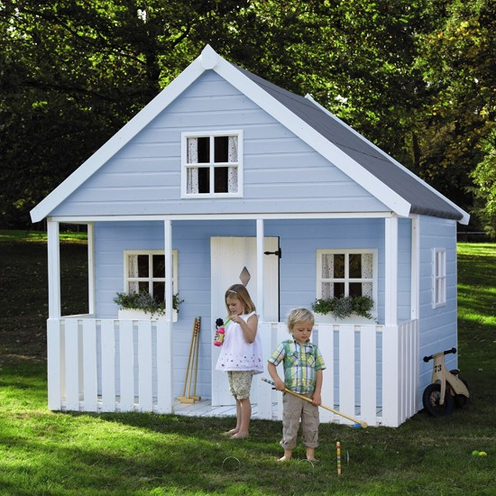 Apple Tree playhouse from Great Little Trading Company | Children's playhouses |Children's playhouses | PHOTO GALLERY | Housetohome.co.uk