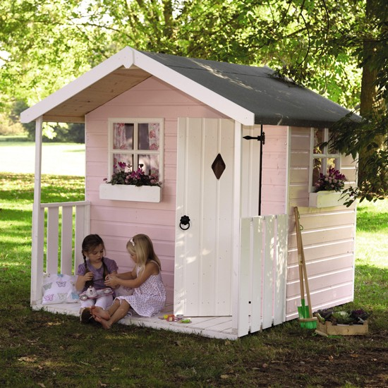 Bay Tree Playhouse from Great Little Trading Company | | Children's playhouses | 10 of the best children's playhouses | PHOTO GALLERY | Housetohome.co.uk