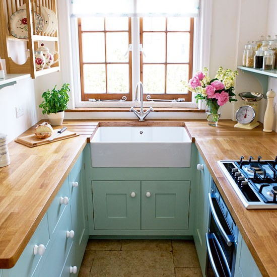 Efficient design | Small kitchen design | housetohome.
