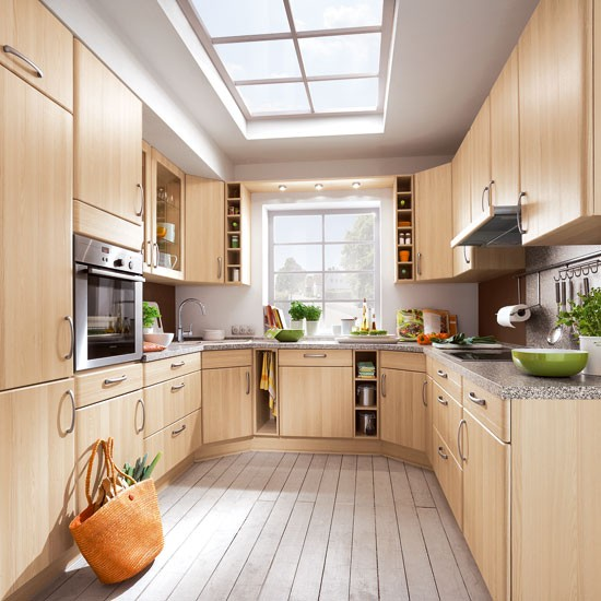 Extend the room Small kitchen design housetohomecouk