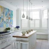 Small kitchens - 20 ideas
