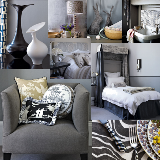 Grey hooray inspiration