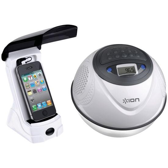 Ion Water Rocker Waterproof Floating Speaker For Iphone