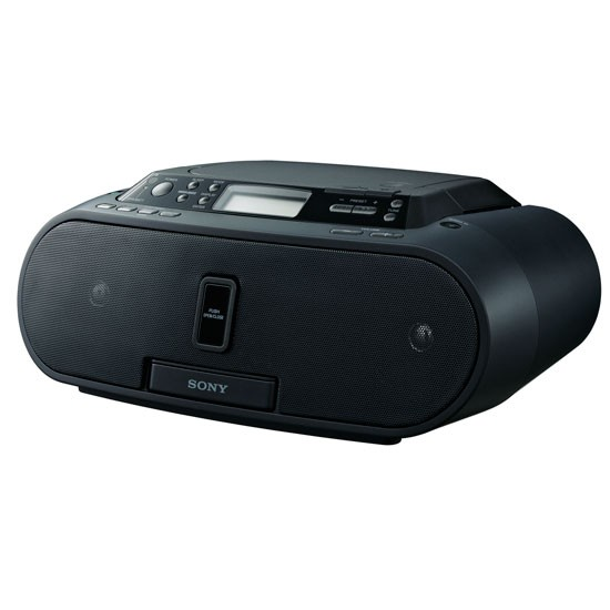 Sony ZS-S2IP CD Player with iPod Docking from Argos | Outdoor Music System | Buyer's guides | Ideal Home | Housetohome