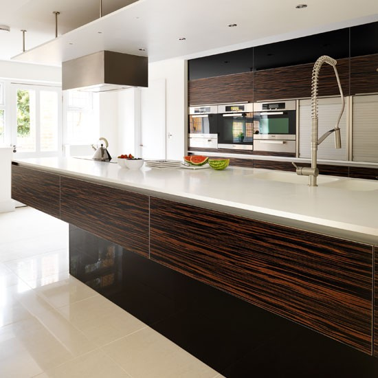 Storage | Contemporary kitchen tour | PHOTO GALLERY | Beautiful Kitchens | Housetohome.co.uk