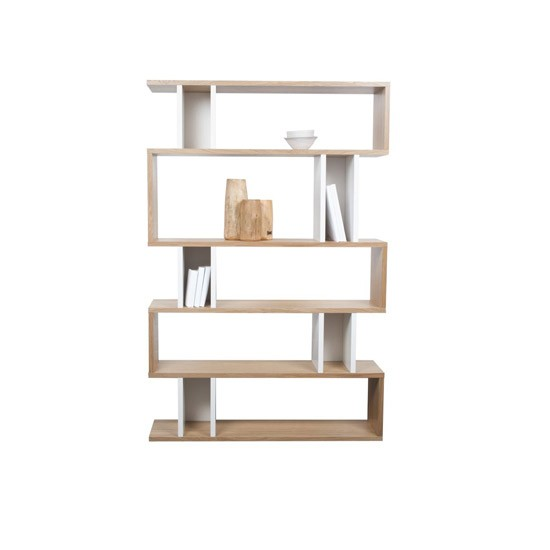 The Counter Balance Tall Shelving unit from Conran is available at Achica for £475