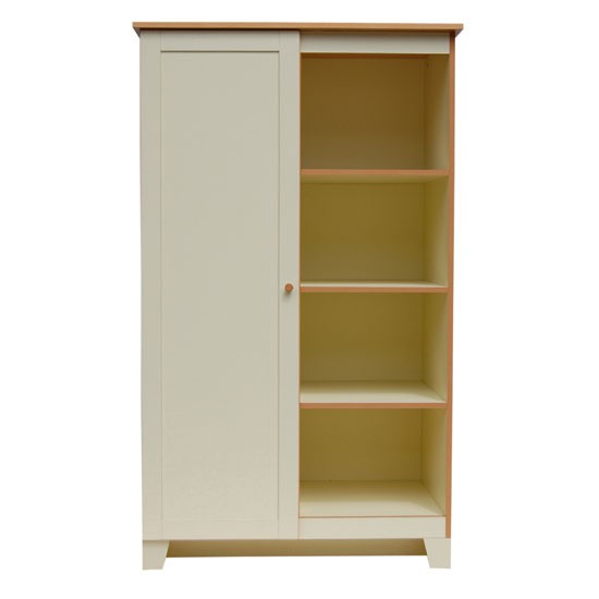 Nouveau wardrobe from John Lewis | Childrens country style storage - 10 of the best