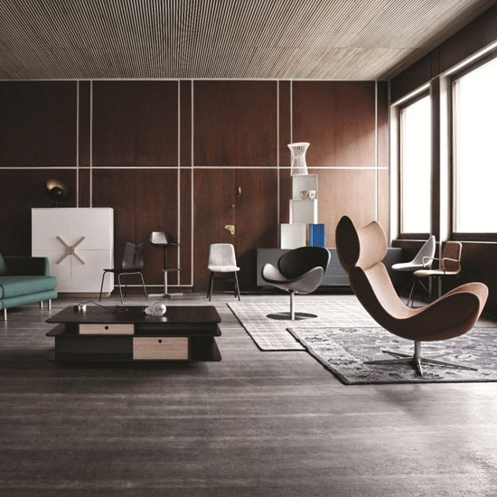 BoConcept's shapely pieces for 2013 feel classic and clever