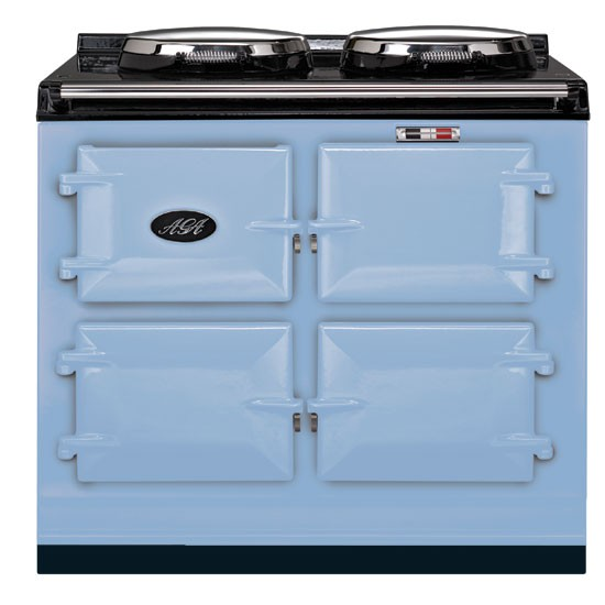 Three-oven range cooker from Aga | Kitchen appliances for country cooks - 10 of the best