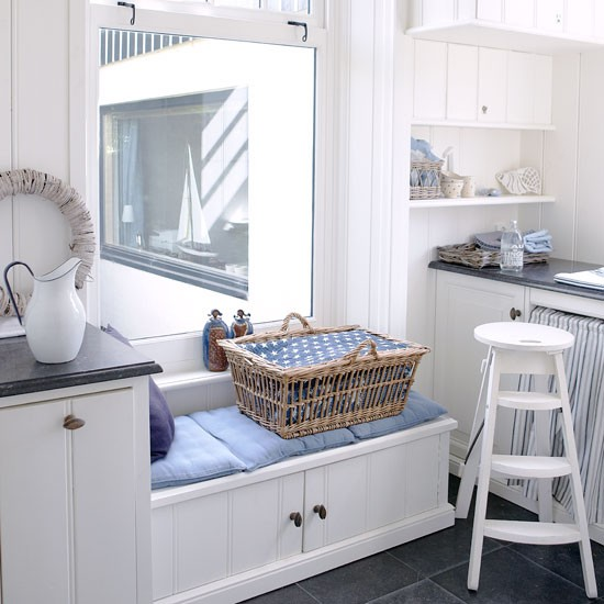 Utility room | House tour | PHOTO GALLERY | Country Homes and Interiors | Housetohome.co.uk