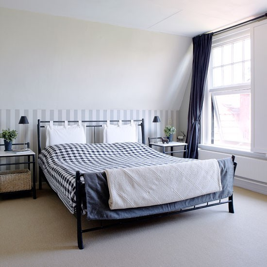 Main bedroom | House tour | PHOTO GALLERY | Country Homes and Interiors | Housetohome.co.uk