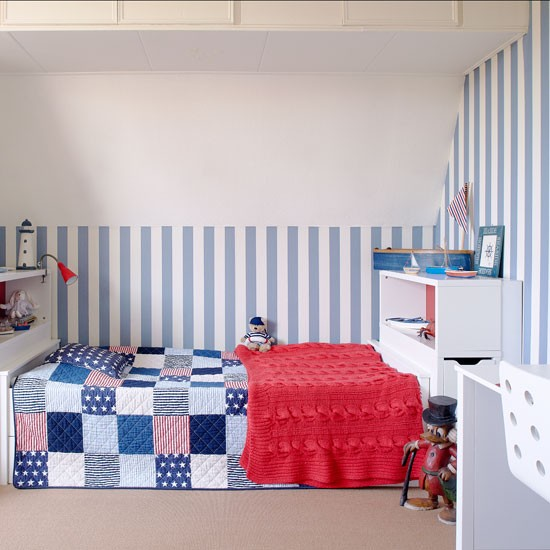 Children's bedroom | House tour | PHOTO GALLERY | Country Homes and Interiors | Housetohome.co.uk