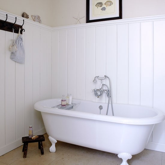 Bathroom | House tour | PHOTO GALLERY | Country Homes and Interiors | Housetohome.co.uk
