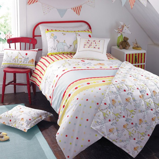 Kirstie Allsopp&#039;s new children&#039;s bedlinnen collection is fun, super stylish and affordable