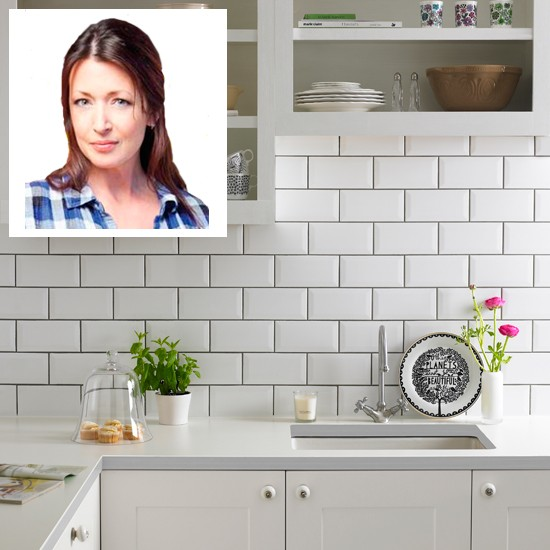 Update your bathroom or kitchen with these simple tiling ideas