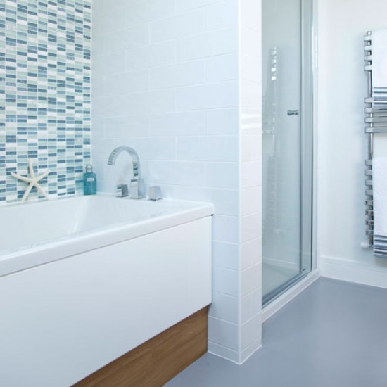 Coastal Bathroom Bath Ideal