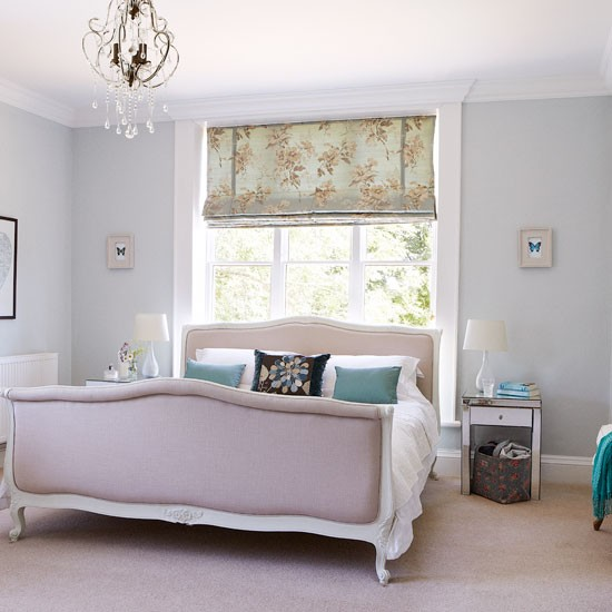 Duck egg blue bedroom country decorating ideas for Duck egg bedroom ideas