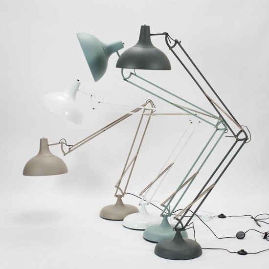 Antwerp floor lamp from Living in Store | Floor lamps | Lighting | PHOTO GALLERY | Livingetc | Housetohome