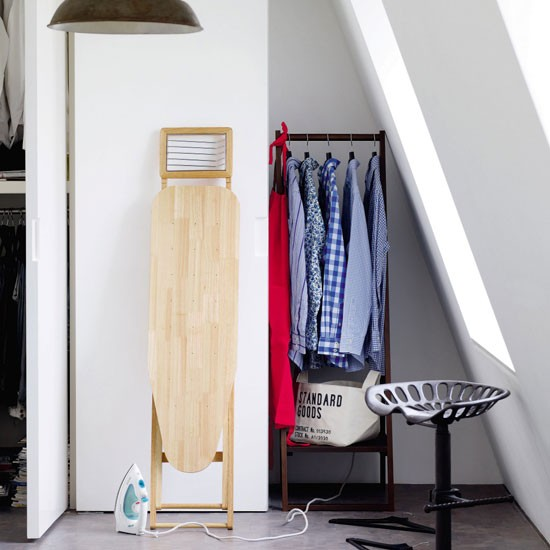 Walk-in wardrobe utility room storage | Utility rooms | Storage ideas | Laundry rooms | PHOTO GALLERY | Livingetc | Housetohome