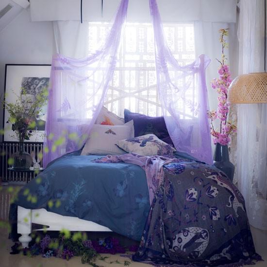 luxurious fairytale bedroom modern decorating ideas
