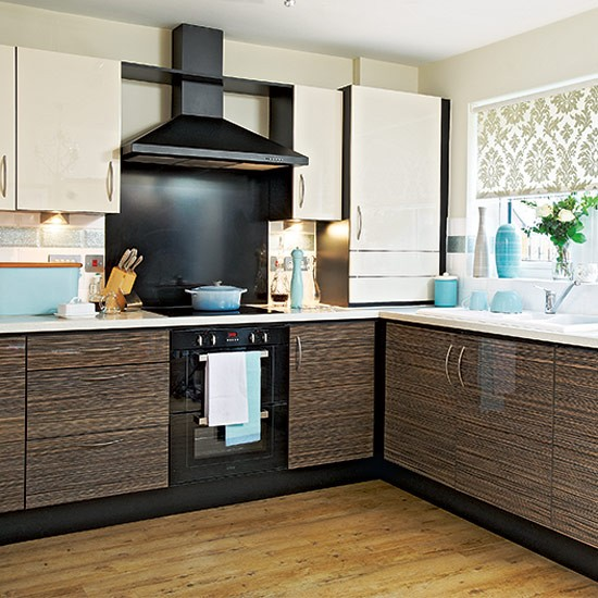 Glitzy glam | kitchen ideas | PHOTO GALLERY | Style at Home | housetohome.co.ukxx