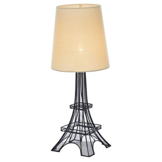 Elysees table lamp from Next | Living room bargain buys - 10 of the best | Living room | PHOTO GALLERY | Style at Home | Housetohome.co.uk