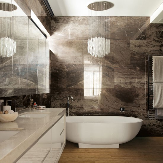 Model Because Of Its Qualities And Appealing Look, Marble Can Be Applied To  Create Both