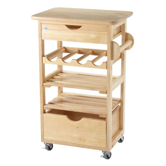 tg compact kitchen trolley from sainsbury s butcher s