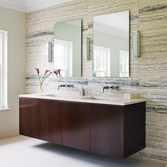 Sourcing stone walls | Celia Rufey answers your bathroom design questions | Bathroom Advice | PHOTO GALLERY | Homes and Gardens | Housetohome