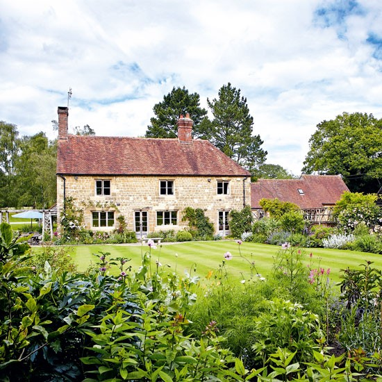 Step Inside This Idyllic Sussex Farmhouse