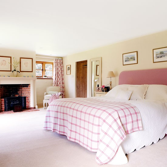 Main Bedroom Step Inside This Idyllic Sussex Farmhouse