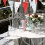 Party celebration garden | Garden decorating ideas