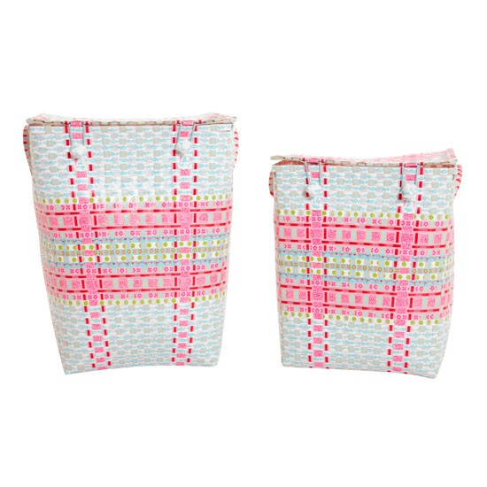 Mia Laundry Baskets From Berry Red Laundry Baskets 10