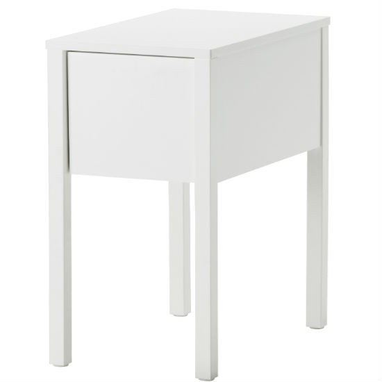 Nordli bedside table from Ikea | Bedside table | Bedroom furniture ...