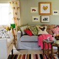 Country living rooms - 10 decorating ideas